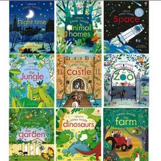 Children's Book - 9 books set