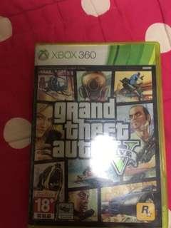 🚚 Xbox 360 gtav 俠盜獵車手五 便宜賣