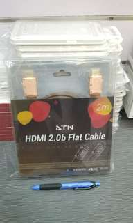 HDMI cable 2m 2米 線