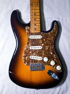 WTS/WTT: 1984 Tokai Goldstar Sound Stratocaster