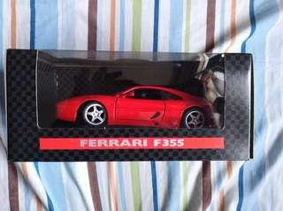 Ferrari F50 and F355