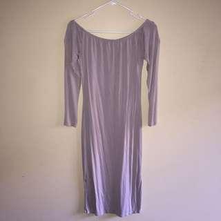 PLT Off Shoulder Dress