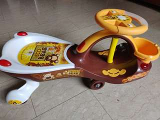 Musical Tricycle