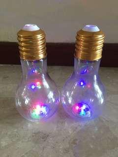 Lightbulbs with led lights