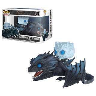 Night King & Icy Viserion