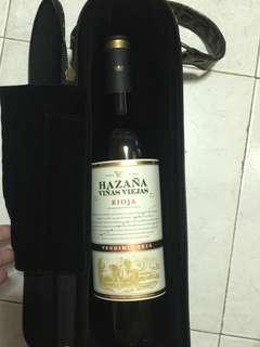 Hazana vinas viejas Rioja Vendimia 2014 red wine 紅酒