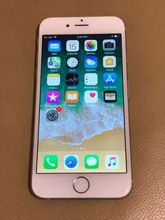 iPhone 6 64G Sliver 99%New