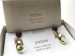 Beautiful yuiyui earrings