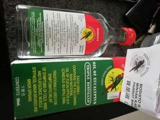 Minyak kayu putih parrot oil