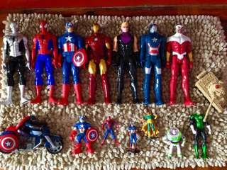 Marvel Action Figures Take-All
