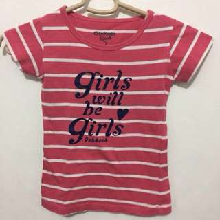 Oshkosh B'Gosh Striped Top Size 2
