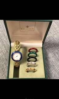 古董gucci錶