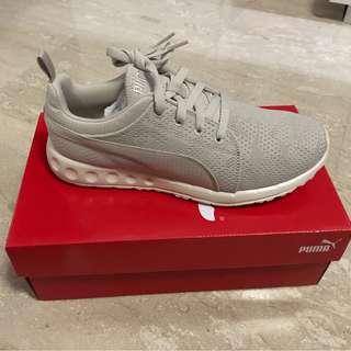 New Puma shoes size 8 (uk) - Eur 42  Carson Runner Camo Mesh Eea Oatmeal Whisper White