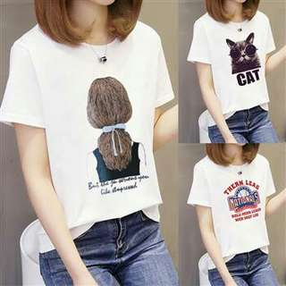 XL~5XL大碼休閒短袖T恤