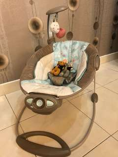Ingenuity Automatic Bouncer by Bright Stars