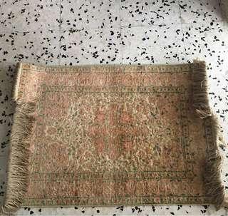 Silk Vintage Carpet