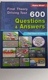 Final Theory Driving Test