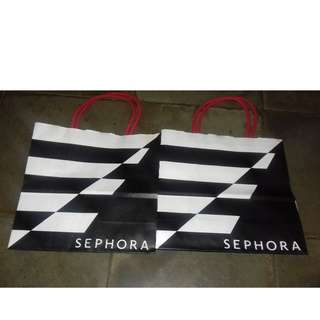 Sephora Paper Bag (Small Only)