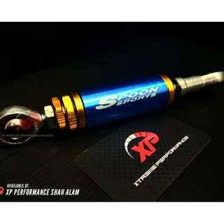 Engine Damper Spoon Sport (Civic EK EG ) Blue Colour