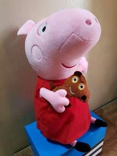 Peppa Pig Stuffed Toy
