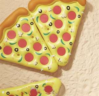 Inflatable Giant Pizza Floater