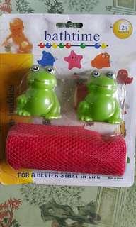 浴室玩具網子