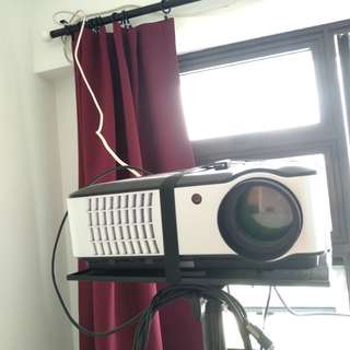 Used projector