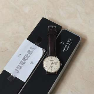 Junkers Bauhaus Watches Made in Germany. Mulus!