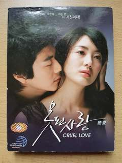 Korean Drama DVD 酷爱