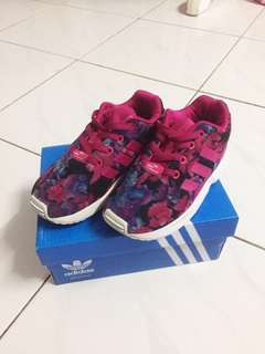 Adidas Original ZX Flux (Rose) (Kids)