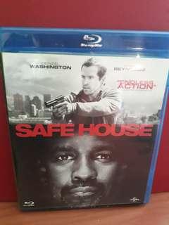 Safe House ( blu ray )