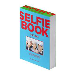 PO SEALED EXO CBX SELFIE BOOK