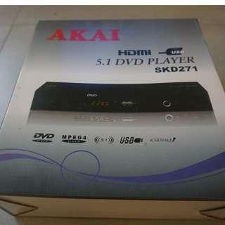 AKAI HDMI USB 5.1 DVD Player