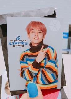 [WTB] EXO BAEKHYUN OFFICIAL JAPAN PHOTOCARD