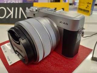 Cicilan 0% DP Fuji Film X-A5