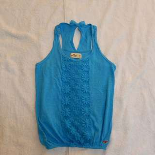 Hollister racerback top