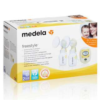Medela freestyle