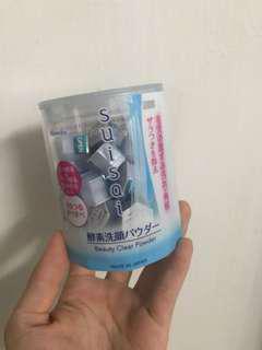 suisai 酵素洗顏粉(藍)0.4g x 32顆入