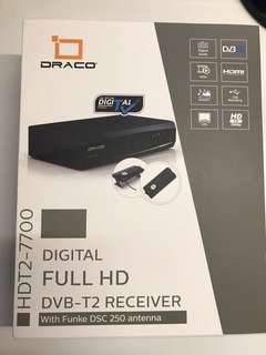 Brand New Digital TV Receiver