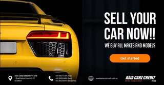 Sell car / scrap car / export car