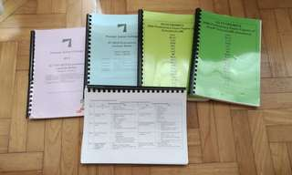 H2 Economics Notes and Preliminary Exam Papers of JCs/IP Schools