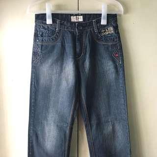 Lee Cooper Boys' Denim Pants (11-13 years old)