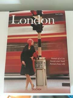 Coffee table book LONDON in German