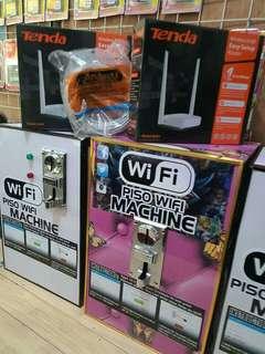 PISO WIFI MACHINE(i3 quadcore)