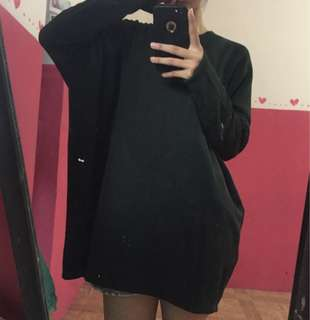 Limited Stock! NEW H&M Oversized Basic Sweater Original 100%