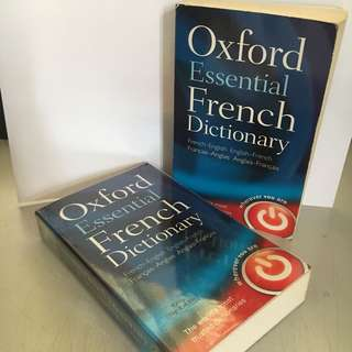 Oxford French Dictionary