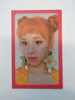 Summer Nights Chaeyoung Photocard