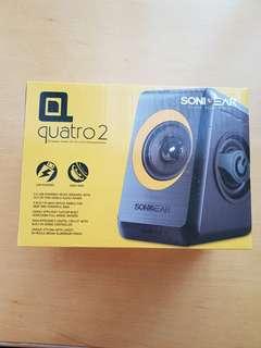 SonicGear Quatro 2 Speaker