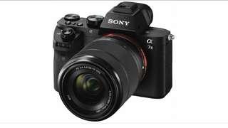 SONY a7 ll Kit ( FE 28-70mm ). Sony Malaysia Warranty 15 Month