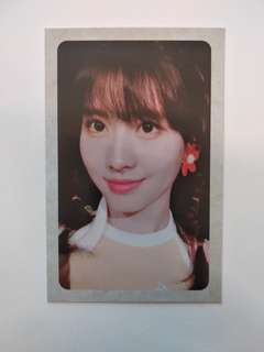 Summer Nights Momo Photocard